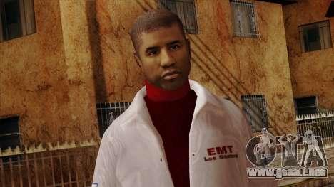 Doctor Skin 2 para GTA San Andreas tercera pantalla