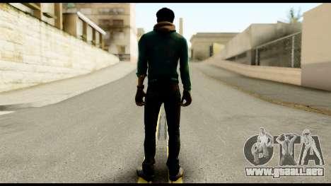 Ajay Ghale from Far Cry 4 para GTA San Andreas segunda pantalla