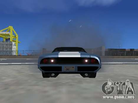 New Phoenix para GTA San Andreas interior
