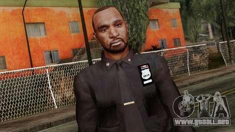 GTA 4 Skin 39 para GTA San Andreas tercera pantalla