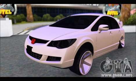 Honda Civic Korea Style para GTA San Andreas