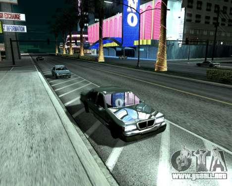 Artificial ENB para PC de bajos para GTA San Andreas segunda pantalla
