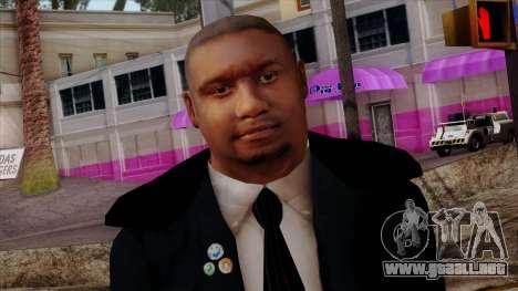 GTA 4 Skin 34 para GTA San Andreas tercera pantalla