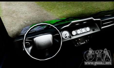 UAZ hunter 315195 para la visión correcta GTA San Andreas