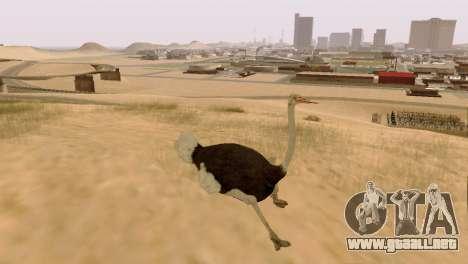 La posibilidad de GTA V para jugar para los anim para GTA San Andreas segunda pantalla