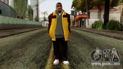 GTA 4 Skin 31 para GTA San Andreas