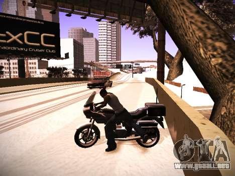 ENB v.14 para GTA San Andreas tercera pantalla