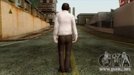 GTA 4 Skin 36 para GTA San Andreas segunda pantalla