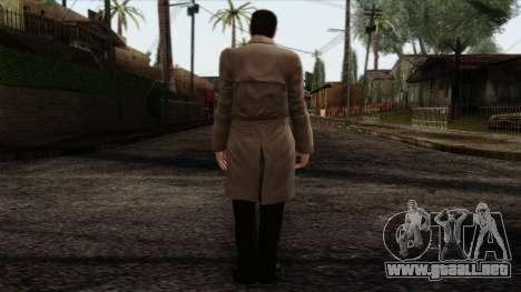 GTA 4 Skin 89 para GTA San Andreas segunda pantalla