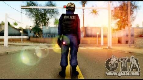 Counter Strike Skin 5 para GTA San Andreas segunda pantalla