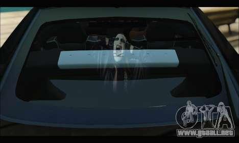Nissan 350Z Rock para visión interna GTA San Andreas