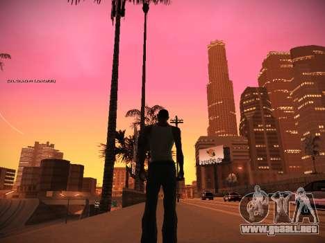 ENB v.14 para GTA San Andreas quinta pantalla
