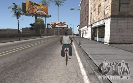 Colormod para GTA San Andreas