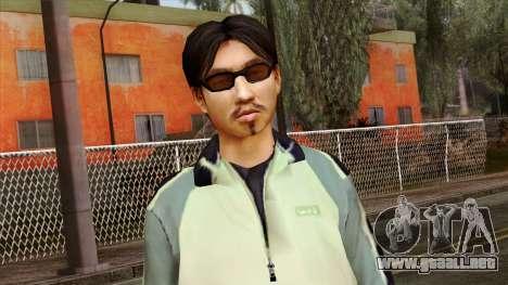GTA 4 Skin 29 para GTA San Andreas tercera pantalla