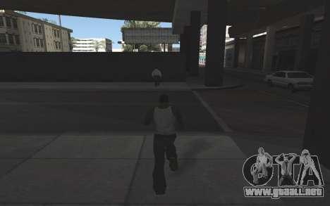 Colormod para GTA San Andreas tercera pantalla