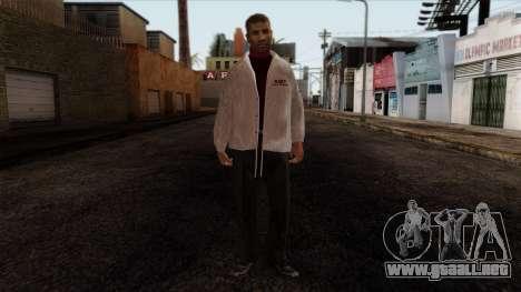Doctor Skin 2 para GTA San Andreas
