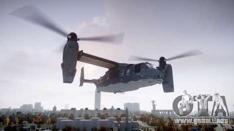 Bell CV-22 Osprey [EPM] para GTA 4