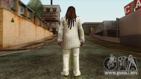 GTA 4 Skin 26 para GTA San Andreas segunda pantalla