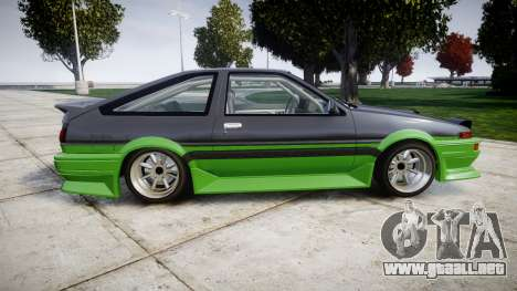 Toyota AE86 para GTA 4