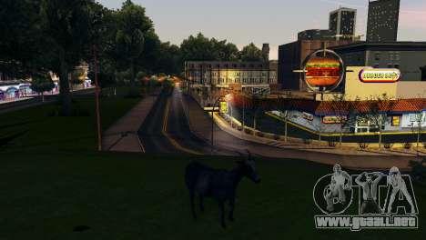 La posibilidad de GTA V para jugar para los anim para GTA San Andreas décimo de pantalla
