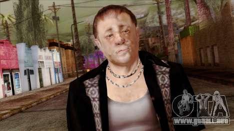 GTA 4 Skin 76 para GTA San Andreas tercera pantalla