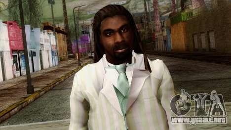 GTA 4 Skin 26 para GTA San Andreas tercera pantalla