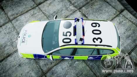BMW 3 Series Touring E91 [ELS] para GTA 4 visión correcta