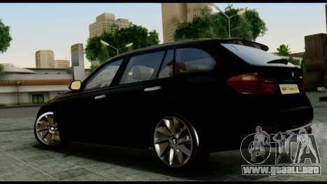 BMW 3 Touring F31 2013 1.0 para GTA San Andreas left