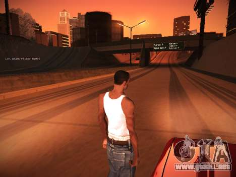 ENB v.14 para GTA San Andreas séptima pantalla
