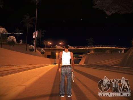 ENB v.14 para GTA San Andreas octavo de pantalla