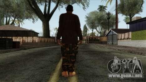 GTA 4 Skin 79 para GTA San Andreas segunda pantalla