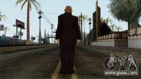 GTA 4 Skin 92 para GTA San Andreas segunda pantalla