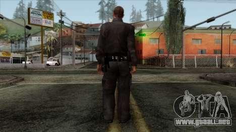 GTA 4 Skin 39 para GTA San Andreas segunda pantalla