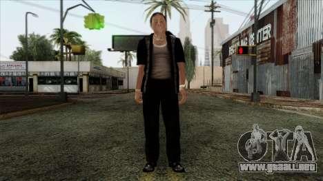 GTA 4 Skin 76 para GTA San Andreas