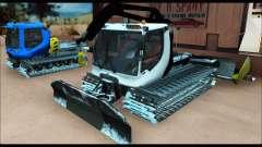 PistenBully 600S para GTA San Andreas