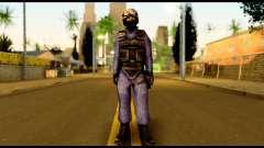 Counter Strike Skin 5 para GTA San Andreas