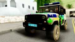 UAZ hunter 315195 para GTA San Andreas