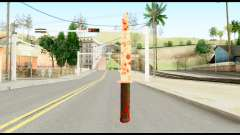 Knife with Blood para GTA San Andreas