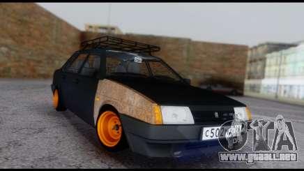 Lada 21099 Rat Look para GTA San Andreas
