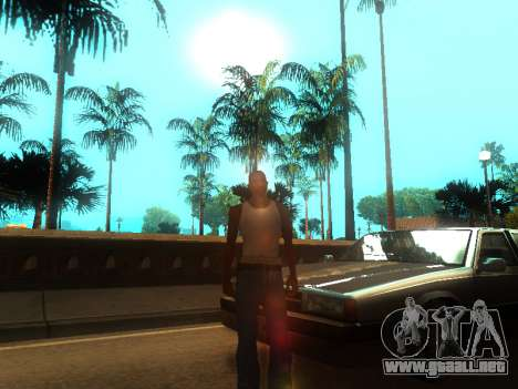 ENB by Dream v.03 para GTA San Andreas quinta pantalla