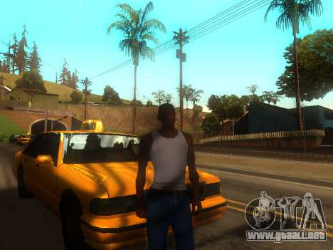 ENB by Dream v.03 para GTA San Andreas