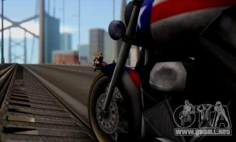 Freeway from GTA Vice City para la visión correcta GTA San Andreas