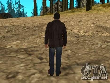 Michael de GTA 5 con un nuevo traje para GTA San Andreas tercera pantalla