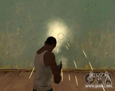 Effect Mod 2014 By Sombo para GTA San Andreas quinta pantalla