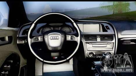 Audi S4 para la visión correcta GTA San Andreas