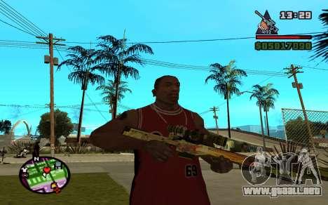 AWP Dragon Lore CS:GO para GTA San Andreas