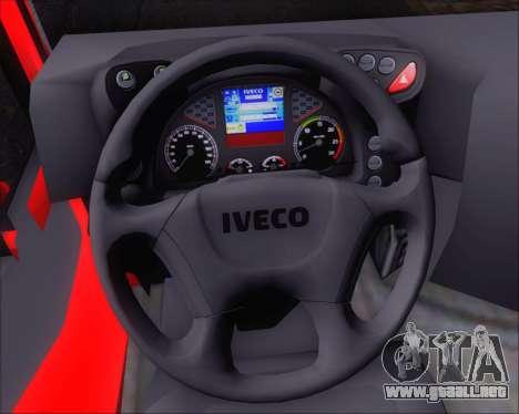 Iveco Stralis HiWay 8x4 para GTA San Andreas