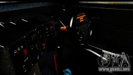 Lexus SC430 2008 para GTA San Andreas vista hacia atrás