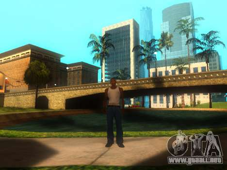 ENB by Dream v.03 para GTA San Andreas segunda pantalla