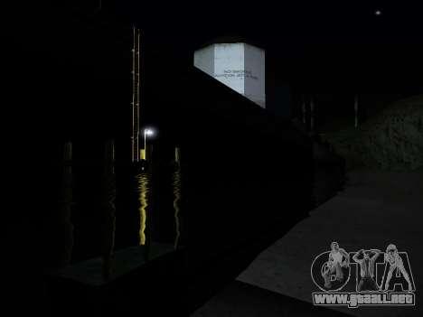 ENB infinity Beta Edition para GTA San Andreas tercera pantalla